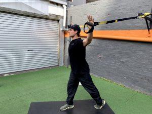 Suspension Training- Pec Stretch