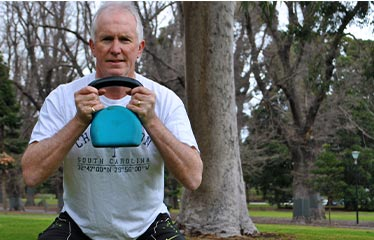 personal training for retirees