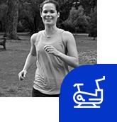 running in pt fitness